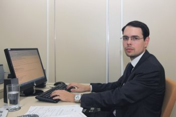 Artur Coimbra, diretor do Departamento de Banda Larga da Secretaria de Telecomunicações do Ministério das Comunicações
