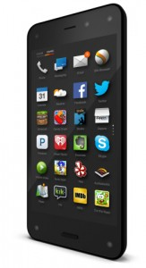 O celular da Amazone, Fire Phone, baseado no Android.