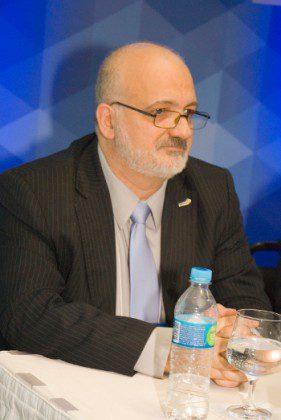 Abrint, presidente Basílio Perez. (foto: Felipe Canova Gonçalves)