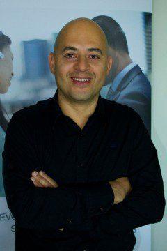 Camilo Caliz - Diretor de Serviços de Comunicação da Ericsson (foto: divulgação)