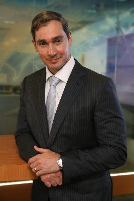 O executivo assumiu o comando da empresa em setembro deste ano.