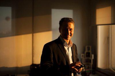 Sérgio Quiroga, presidente Ericsson 1
