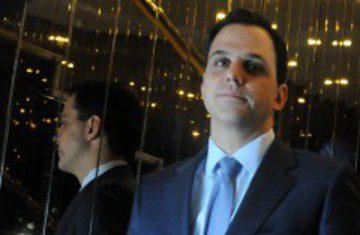 Bayard Gontijo, CEO da Oi