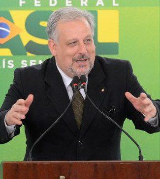 Ministro Ricardo Berzoini, das Comunicações (Foto: Wilson Dias/Agência Brasil)