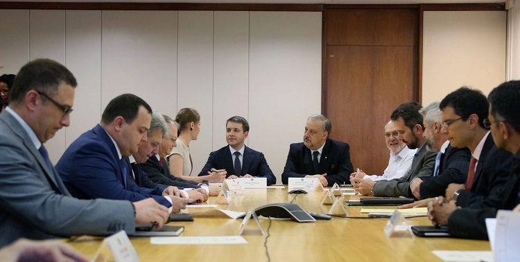 Brasil e Rússia vão cooperar em TICs