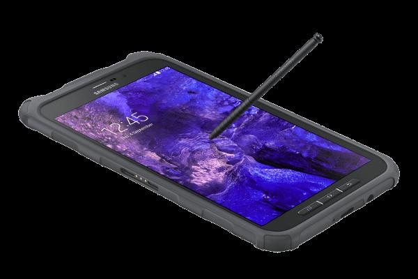 Samsung lança tablet reforçado para empresas
