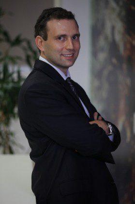 Alessandro Quattrini, gerente de Relações Governamentais e Industriais da Ericsson no Brasil