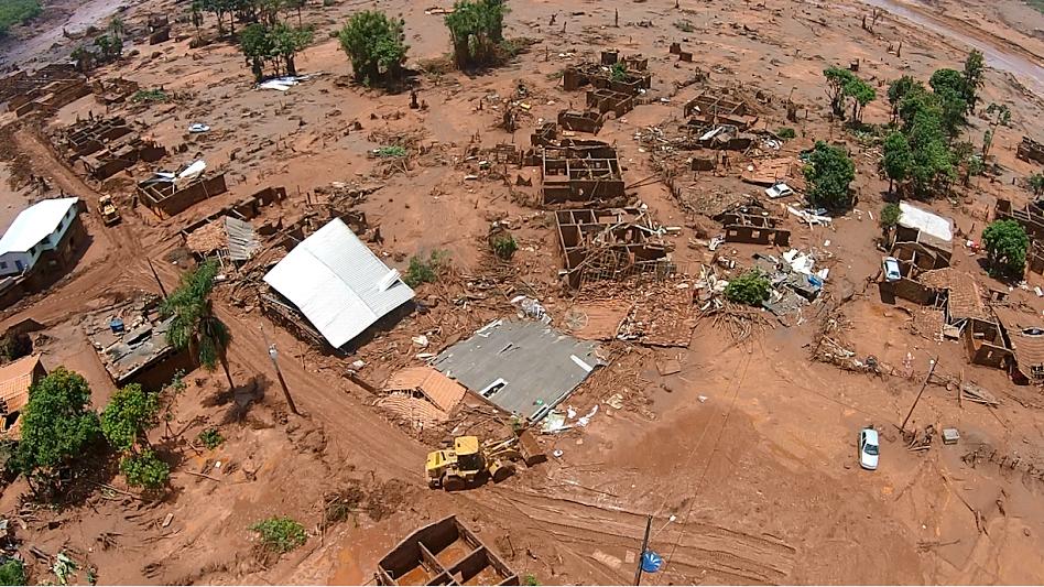 Claro e Embratel reforçam infraestrutura na região de Mariana