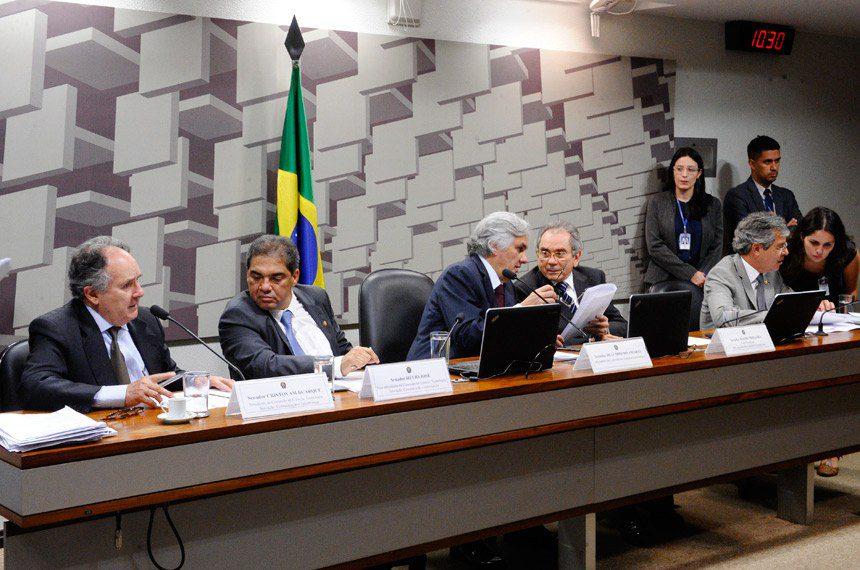 Comissões do Senado aprovam Marco da Ciência e Tecnologia