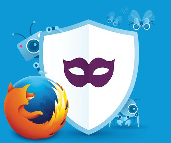 O Firefox cria proteção contra publicidade indevida