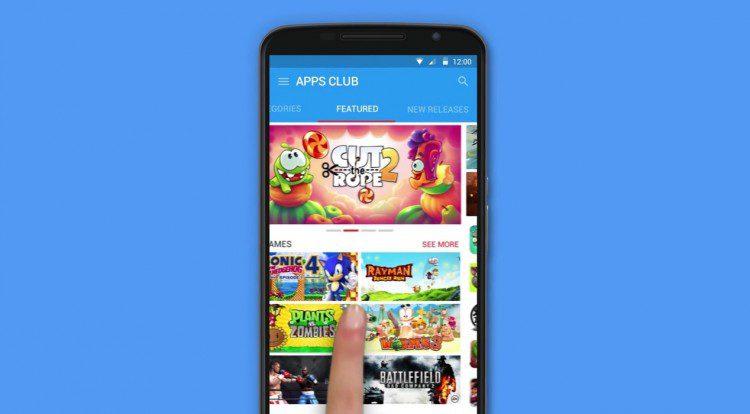 opera apps club divulgação