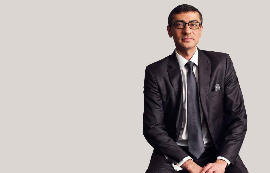 O CEO da Nokia, Rajeev Suri (Foto: Divulgação)