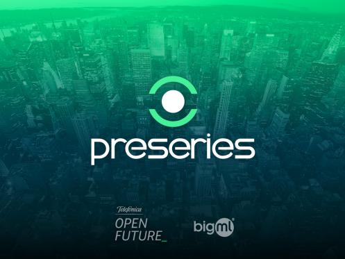 presesries bigml telefonica open future