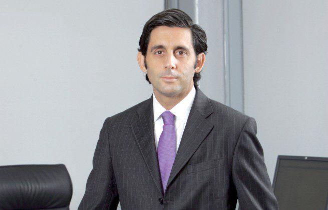 José María Álvarez-Palette, presidente da Telefónica