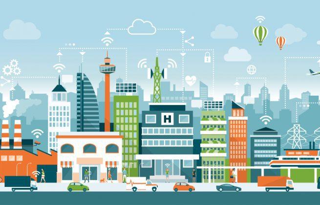 TeleSintese-IoT-Internet-das-Coisas-cidades-inteligentes-rede-cloud-conexao-smart_city